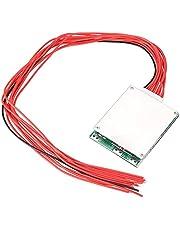 LANTRO JS - 10-serie 20A 36V Li-ion lithiumbatterijbeschermingsbord, batterij opladen BMS-beschermingsbord met balansfunctie