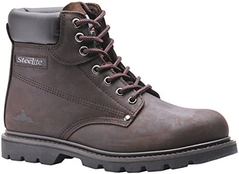 Portwest FW17 - Welted Bota de seguridad SB 40/6.5, color, talla ...