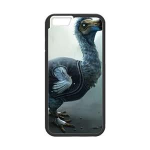 iPhone6 Plus 5.5 inch Phone Case Black Alice in Wonderland The Dodo AU7282663