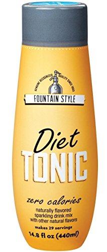 Water Corn Syrup - SODAMIX DIET TONIC by SODASTREAM MfrPartNo 1424207010