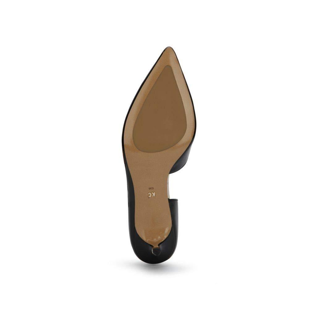 Kenneth Cole New York Riley 50 Patent DOrsay Kitten Heel