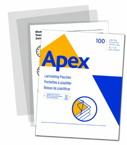 Fellowes Apex Laminating Pouch - 4
