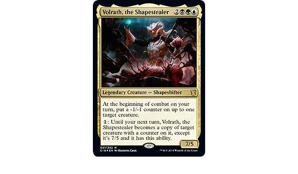 foil the Shapestealer Volrath * Commander 2019 * Magic: The G ...
