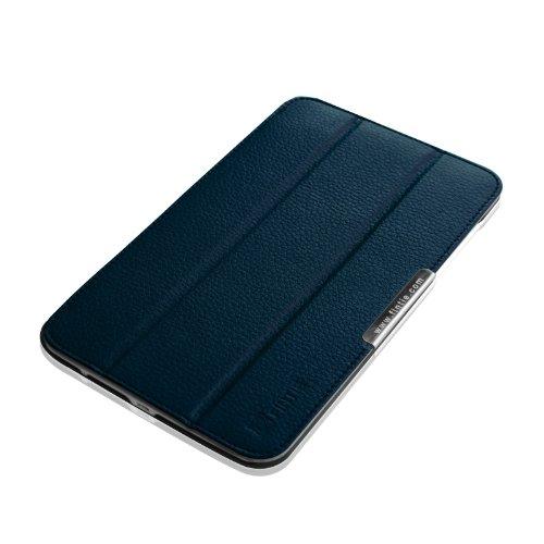 Fintie Lenovo IdeaTab Miix 2 8 Smart Shell Case - Ultra Slim Cover for Lenovo Miix 2 8 Inch Tablet Windows 8.1 - Navy