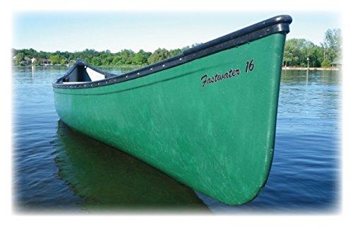 Paluski Fastwater Canoe - 16ft