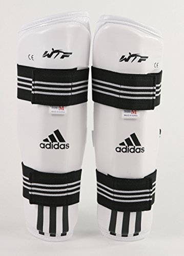 Adidas TKD Martial Arts Shin Protector (S)