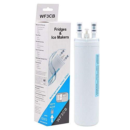 Yosoo Water Dispenser Valve Plastic Spigot Water Bottle Replacement Top Valve Faucet Fast Flow Water Spout White