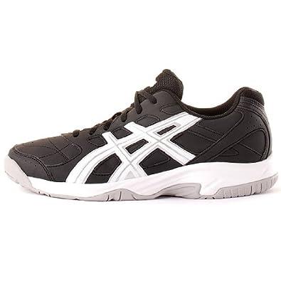 Asics Gel Estoril Men's Black Sports Pumps Shoes Running