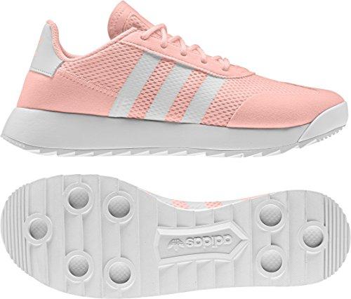 Runner adidas Coral FLB Haze Coral Haze White W qwgwrI