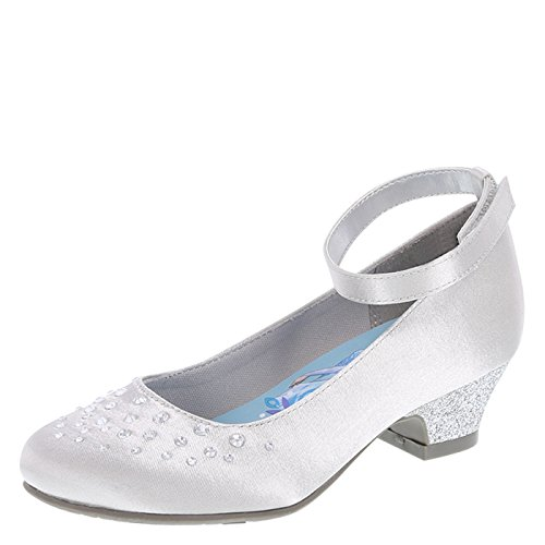 Frozen Girls' Satin Dress Shoe