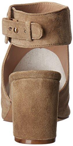 STEVEN by Steve Madden Women's Venuz Dress Sandal Taupe Suede browse cheap online h9v2J9O