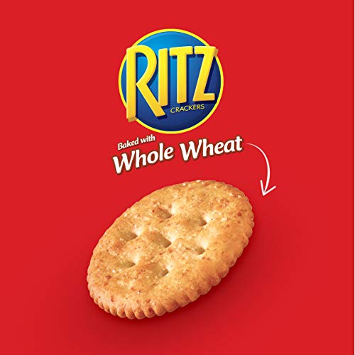 RITZ Fresh Stacks Whole Wheat Crackers, 8 Count, 11.6 oz