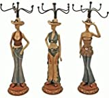 Western Cowgirl Jewelry Holder Assorted