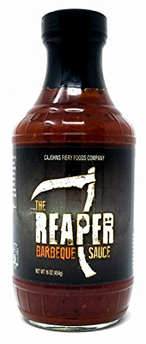 (Cajohns The Reaper Barbeque Sauce - 16 oz.)