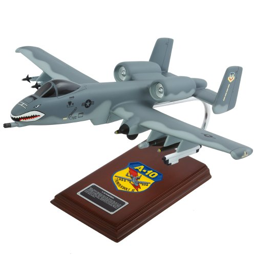 Mastercraft Collection A-10A Thunderbolt Warthog Scale: 1/40