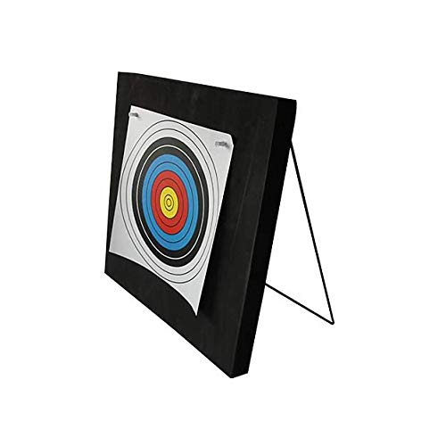 2 x 2 Feet Includes 2 Paper Targets and Push Pins KHAMPA Economy Foam Archery Target for Less Than 40 lb Bows