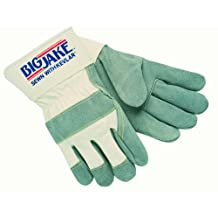 Big Jake Side Leather Palm Gloves Medium (127-1700M) Category: Leather Palm Gloves