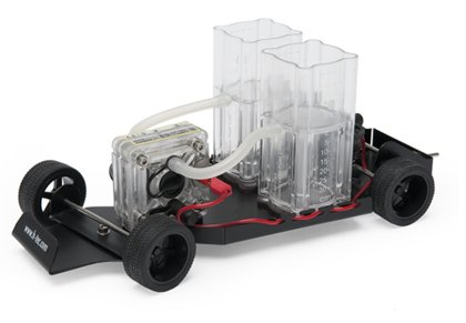 H-TEC T107, Tutorial HyRunner - Hydrogen Fuel Cell Car Kit