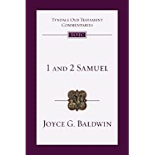 1 and 2 Samuel (Tyndale Old Testament Commentaries Book 8)