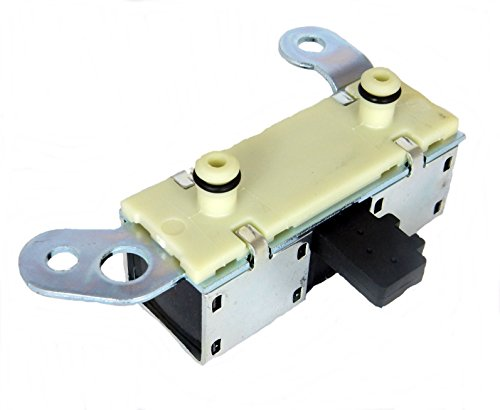Transmission Parts Direct 6L3Z-7G484-A AODE/4R70/4R75 Shift Solenoid (Dual - On/Off) (98-08) ()