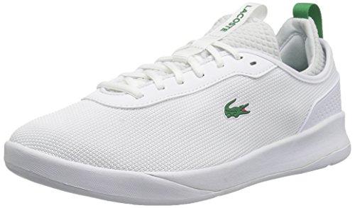 Lacoste Men's Lt Spirit 2.0 317 1 Sneaker,Green,9.5 M US