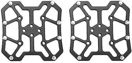 1 Paar Mountainbike Pedalplattform Adapter-Verriegelung Platte Für SPD-Pedale