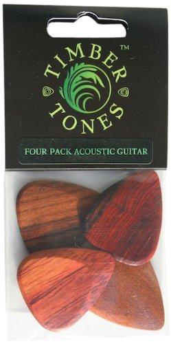 Acoustic Guitar Sampler (Timber Tones P4-Acoustic Acoustic Sampler Guitar Picks)
