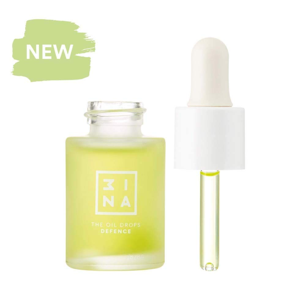 The 3INA Makeup The Oil Drops travel product recommended by Angelena Lufrano on Lifney.
