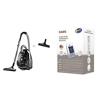 Pack AEG VX7 Power Aspiradora con bolsa con cepillo parketto ...