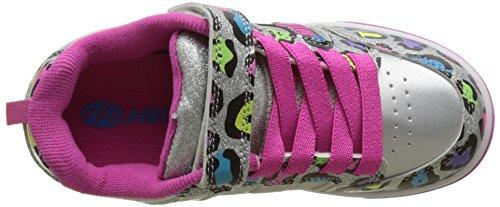 Bolt Multi Unisex Varios Niños X2 Zapatillas Cheetah Colores Heelys silver 7xqHZ1w