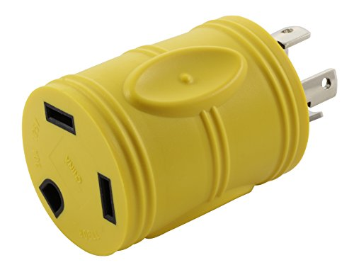 AC WORKS Generator to 30Amp RV Adapter (L14-30 30A 4-Prong Locking Compact) by AC WORKS (Image #6)