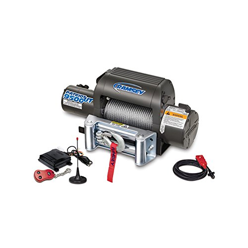 Ramsey Electric Winches - 5