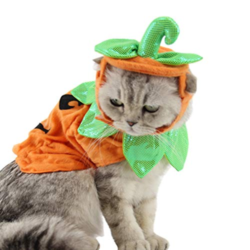 POPETPOP Halloween cat Costume Suits Clothes Hats Dress