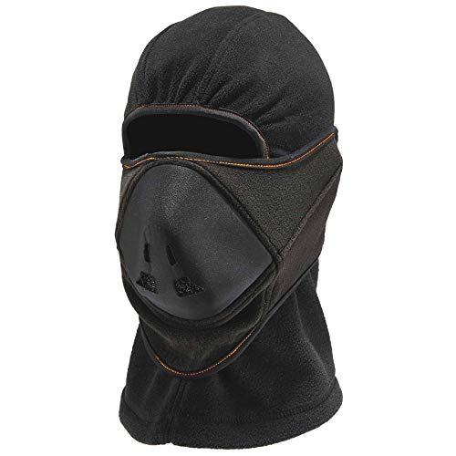Ergodyne N-Ferno 6970 Winter Ski Mask Balaclava with Heat Exchanger Face ()