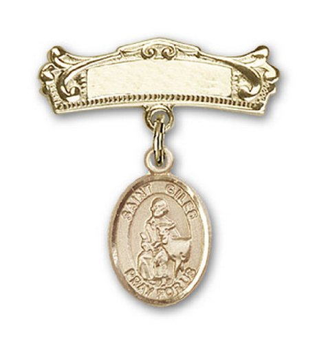 Icecarats Or Bijoux De Créateurs Rempli R. Giles Charme Broches Badge Arc 7/8 X 3/4