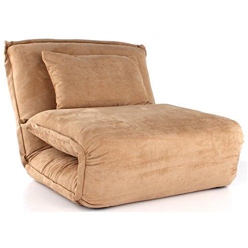 AC-Design-Furniture-Schlafsofa-Textil-Sessel-mit-Kissen-Sura-sand