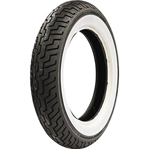 Dunlop Harley Davidson D402 Whitewall Front Tire (Wide Whitewall / MT90B-16)