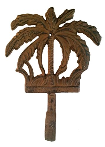 (Palm Tree Wall Hanger (sold in sets of two) )