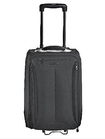 Revelation Small Cabin 39L Hand luggage Case Black: Amazon.co.uk ...
