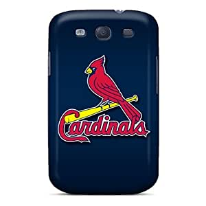 Case Cover St. Louis Cardinals/ Fashionable Case For Galaxy S3