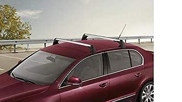 Wheels N Bits Aluminium Roof Rack for Integrated Bars Ford Galaxy 2011-2016 75kg 531