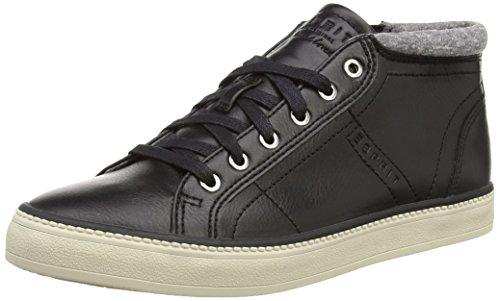 ESPRIT Alamak Bootie - zapatillas deportivas altas de material sintético mujer negro - negro (001 black)