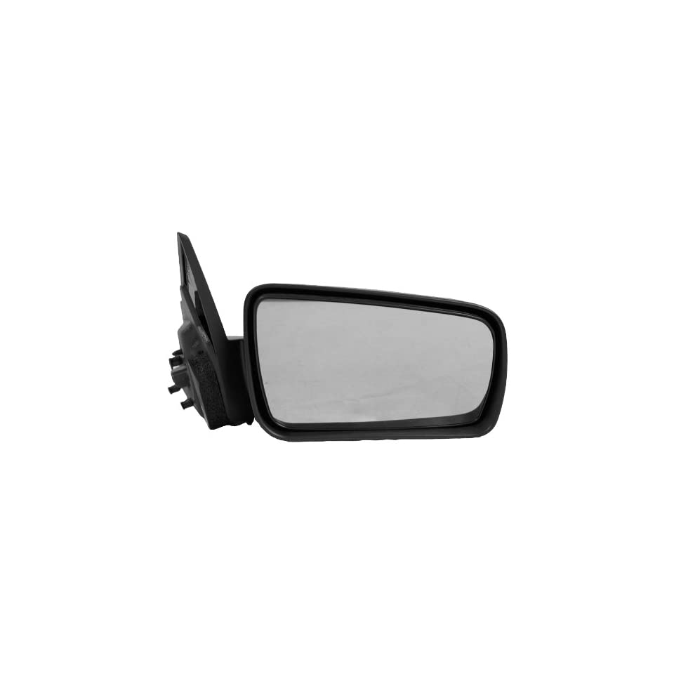 OE Replacement Ford Mustang Passenger Side Mirror Outside Rear View (Partslink Number FO1321243)