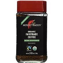Mount Hagen Organic Coffee -Cafe Decaffeinated - 3.53 oz