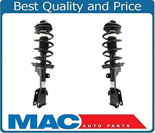 - Mac Auto Parts 153429 Front Left & Right Complete Units Coil Spring Strut Assembly For 09-15 Honda Pilot