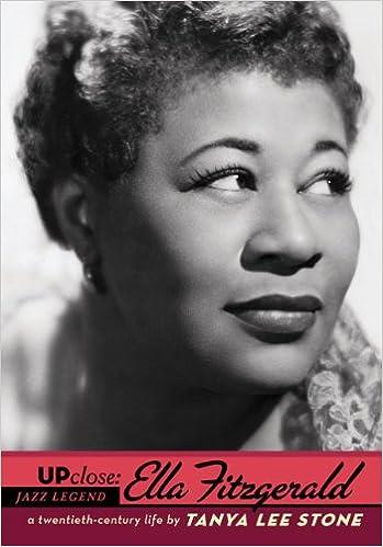 a42ed33f3a2459 Amazon.com  Ella Fitzgerald  A Twentieth-Century Life (Up Close)  (9780670061495)  Tanya Lee Stone  Books