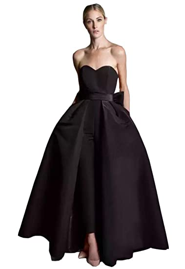 Veraqueen Womens Sweetheart Jumpsuits Evening Dresses With
