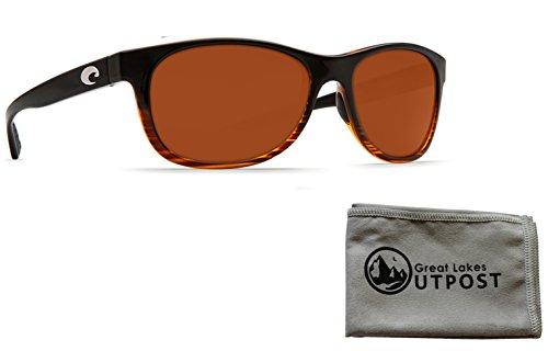Costa del Mar Prop Copper 580P Coconut Fade Frame Sunglasses ()