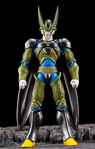 Figuarts DragonBal Perfect Cell SDCC 2018 Event Exclusive Bluefin Tamashii S.H