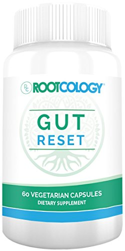 Rootcology by Izabella Wentz - Gut Reset, 60 Capsules by Rootcology